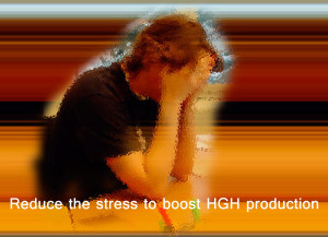 Stress and HGH natural Release