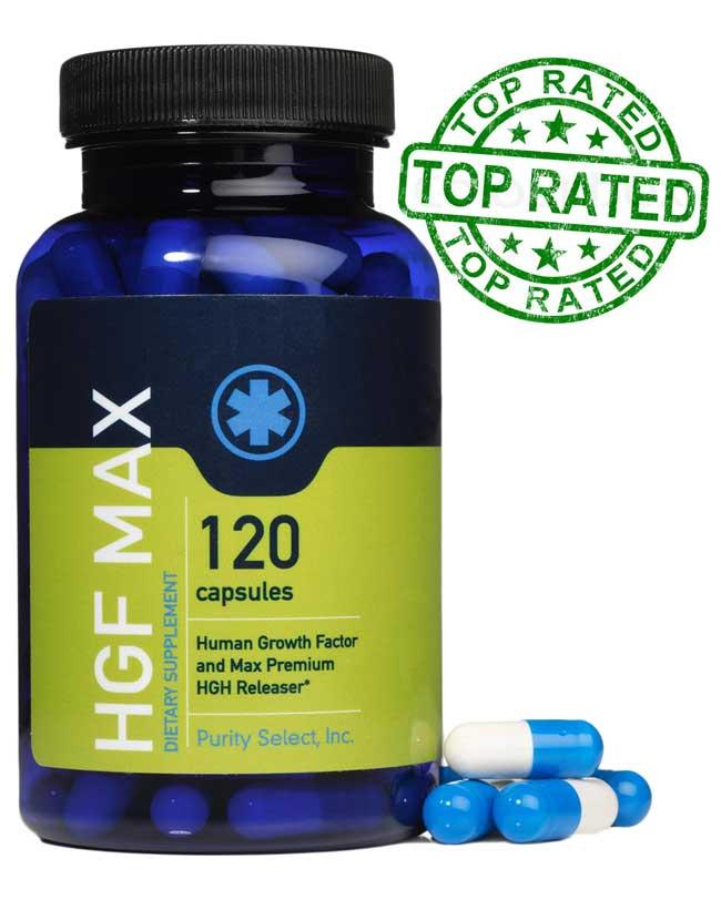 HGF MAX review anti aging