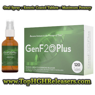 GenF20plus HGH Spray