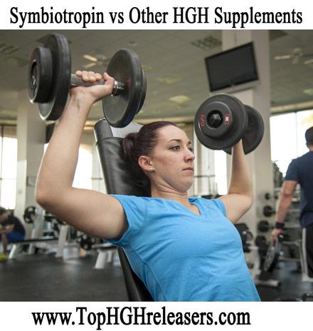 Symbiotropin vs HGH Supplements